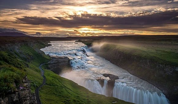 Cascada-Gullfoss-en-Islandia-2