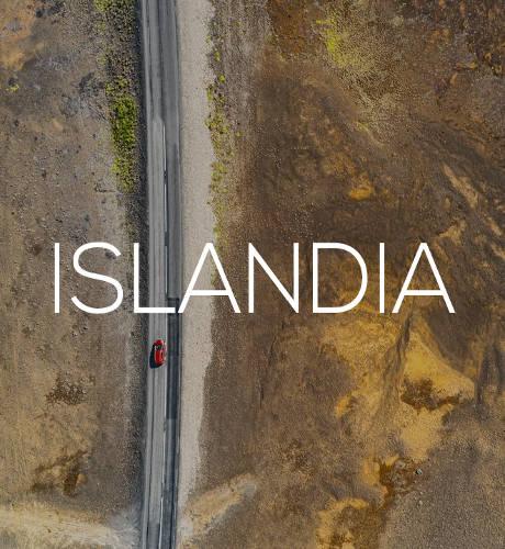 Conduce en Islandia