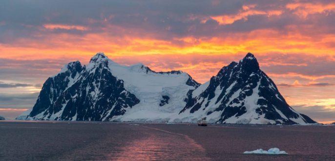 Cabecera Aventura en la Antártida