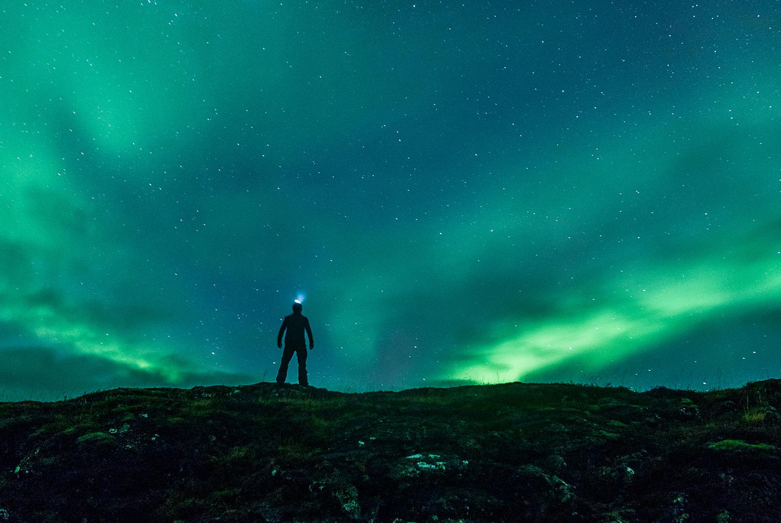 Auroras Boreales - Excursiones en Islandia