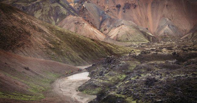 Landmannalaugar - Arctic Yeti