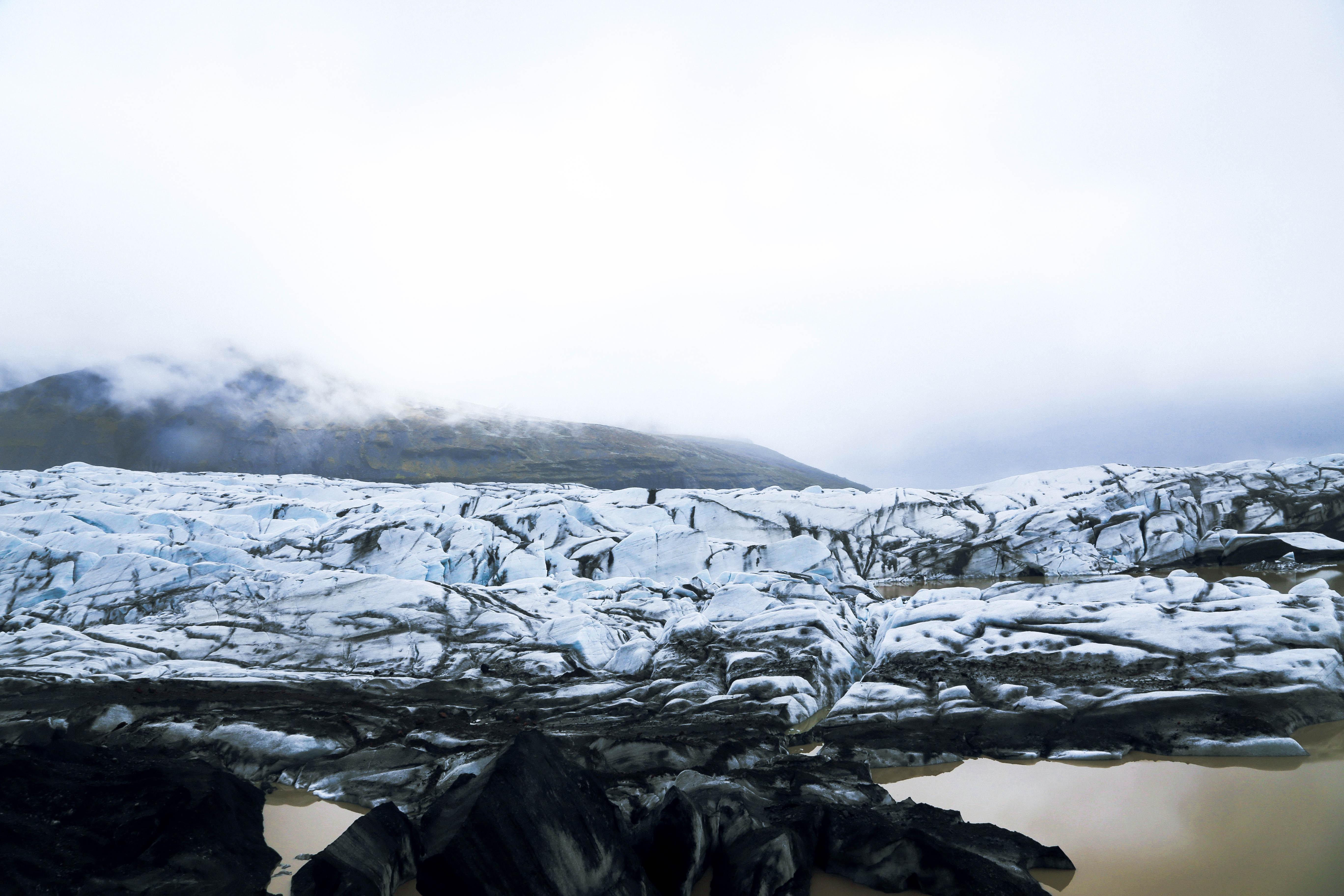 Skaftafell- Arctic Yeti