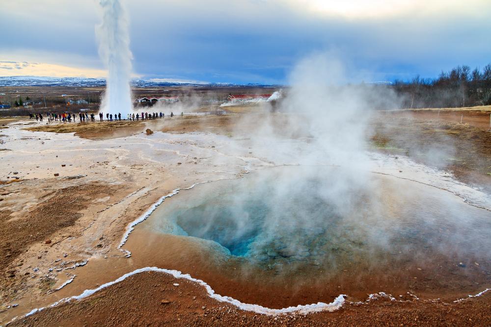 Strokkur en el Círculo de Oro - Excursiones en Islandia