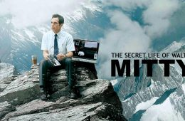 Carátula de la película La Vida Secreta de Walter Mitty