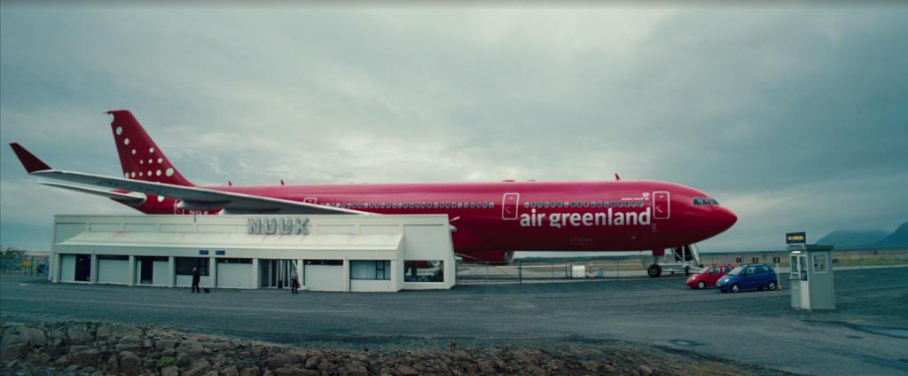 Aeropuerto de Nuuk, en Höfn - viajar a islandia