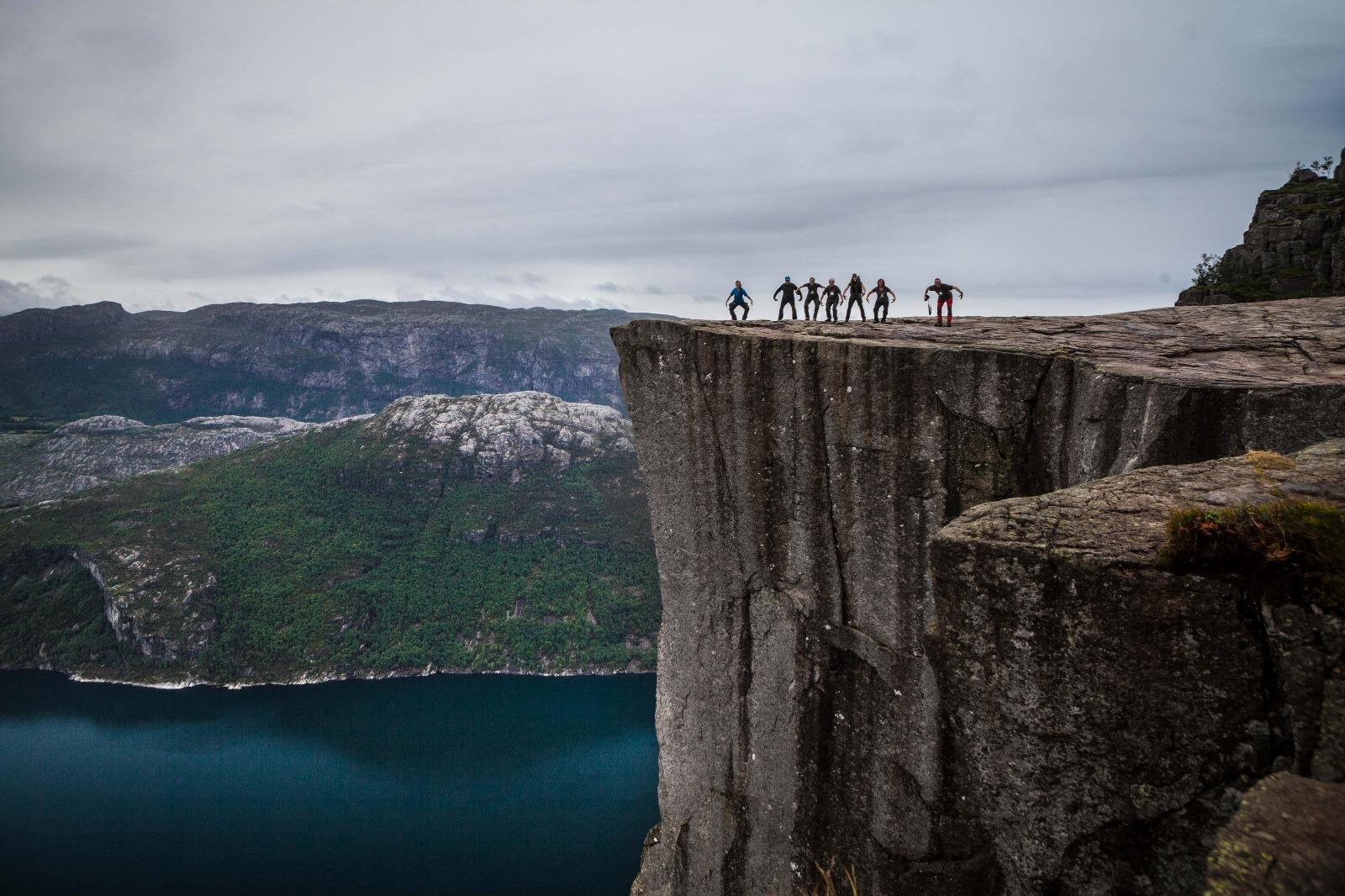 Que ver en Noruega Pulpito