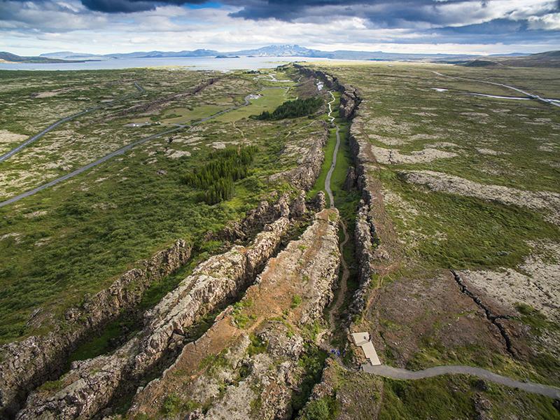 Que ver en Islandia: Þingvellir