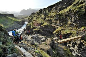 Trekking Landmannalaugar