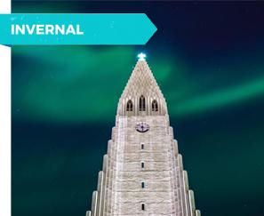 Aurora Boreal en Reykjavík