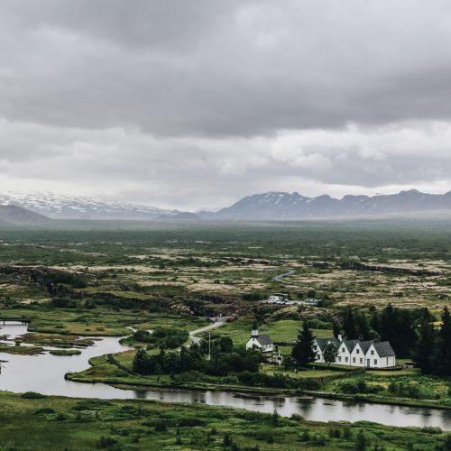 Thingvellir - Islandia