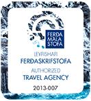 Agencia de Turismo autorizada en Islandia