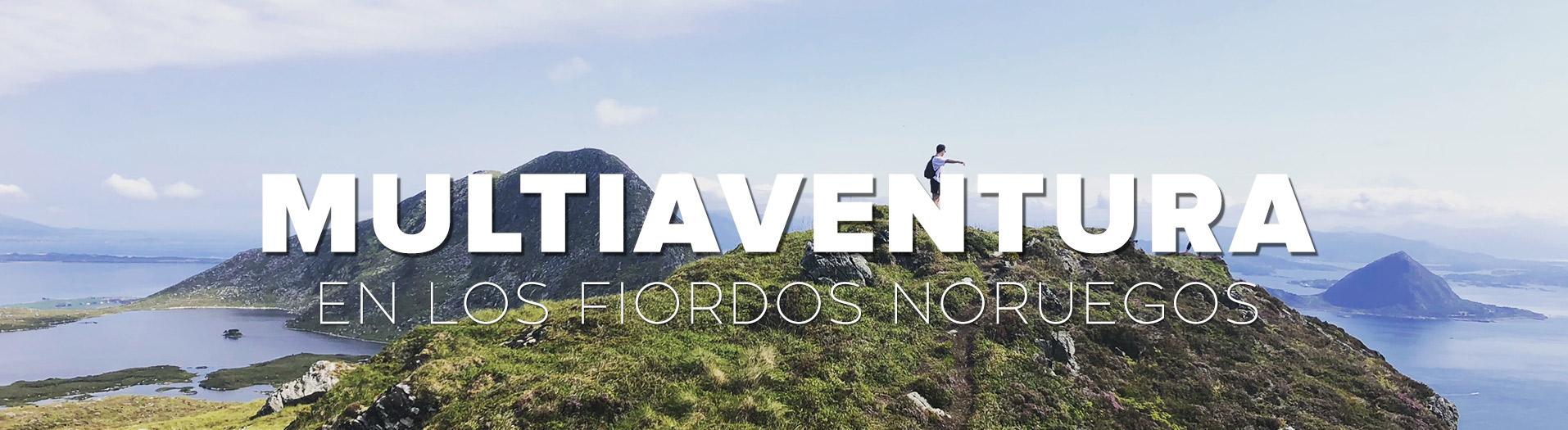 Viaje Fiordos Noruegos Multiaventura