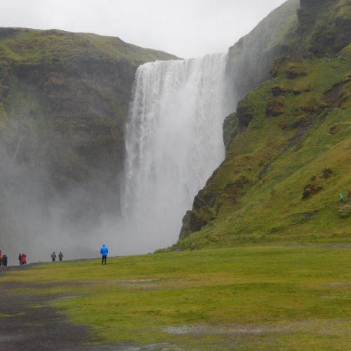 Cascada Skogafoss - Islandia