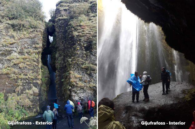 Maravillas de Islandia - Cascada Gljufrafoss