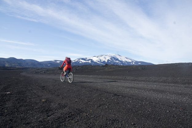 Viajar por Islandia de forma barata - Bicicleta
