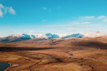 Viajar a Islandia en otoño