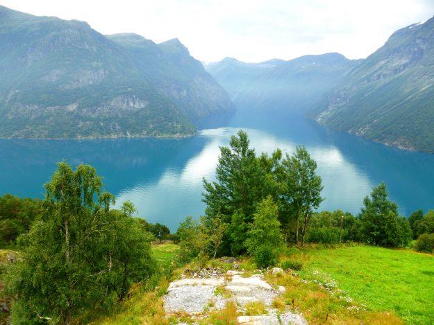 Fiordos noruegos Bergen