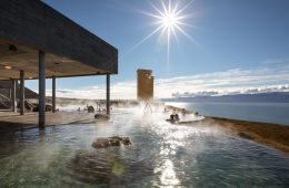 GeoSea. Balneario Agua de Mar