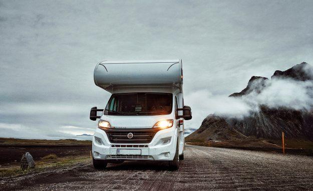 Viaje en autocaravana por Islandia