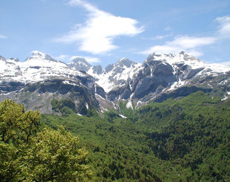 Cumbres Valle Aspe