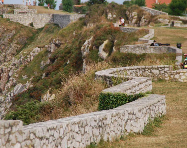 Paseo de San Pedro de Llanes
