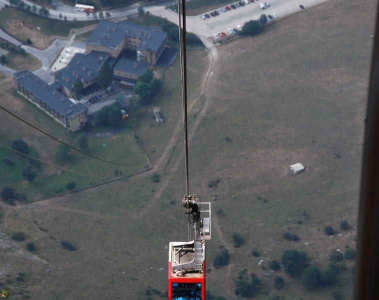 Teleférico de Fuente Dé