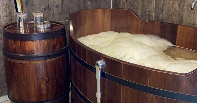 Bjorbodin - spa de cerveza Islandia