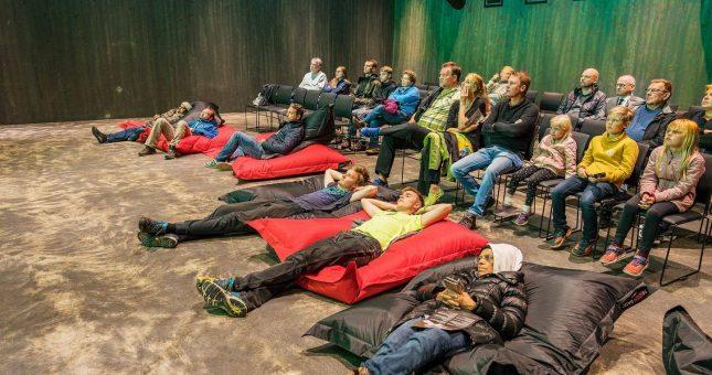 Lava Centre (solo cine) - Islandia