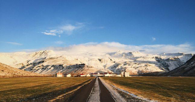 Eyjafjallajokull - Islandia